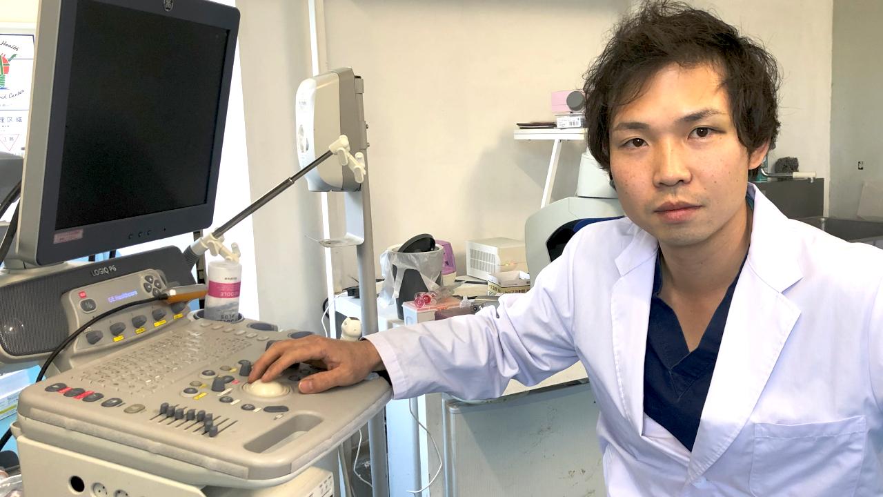 日本ペット診療所 院長 山川晃平